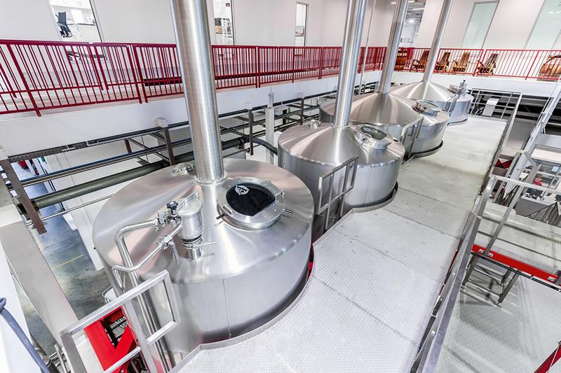 """""""我们的酿酒师喜欢combicube,尤其是botec系统,克朗斯(美国)公司还能图片"""